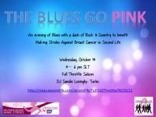 Blues go Pink