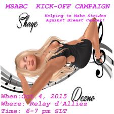 kick off promo Shaye Dezno