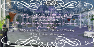 Masked Ball Gala Invitation v4 Performers