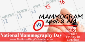 National-Mammography-Day-Third-Friday-in-October